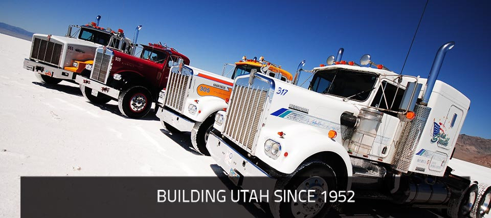 Salt Lake City trucking company